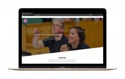 Ny hjemmeside til Dansk Kickboxing Forbund