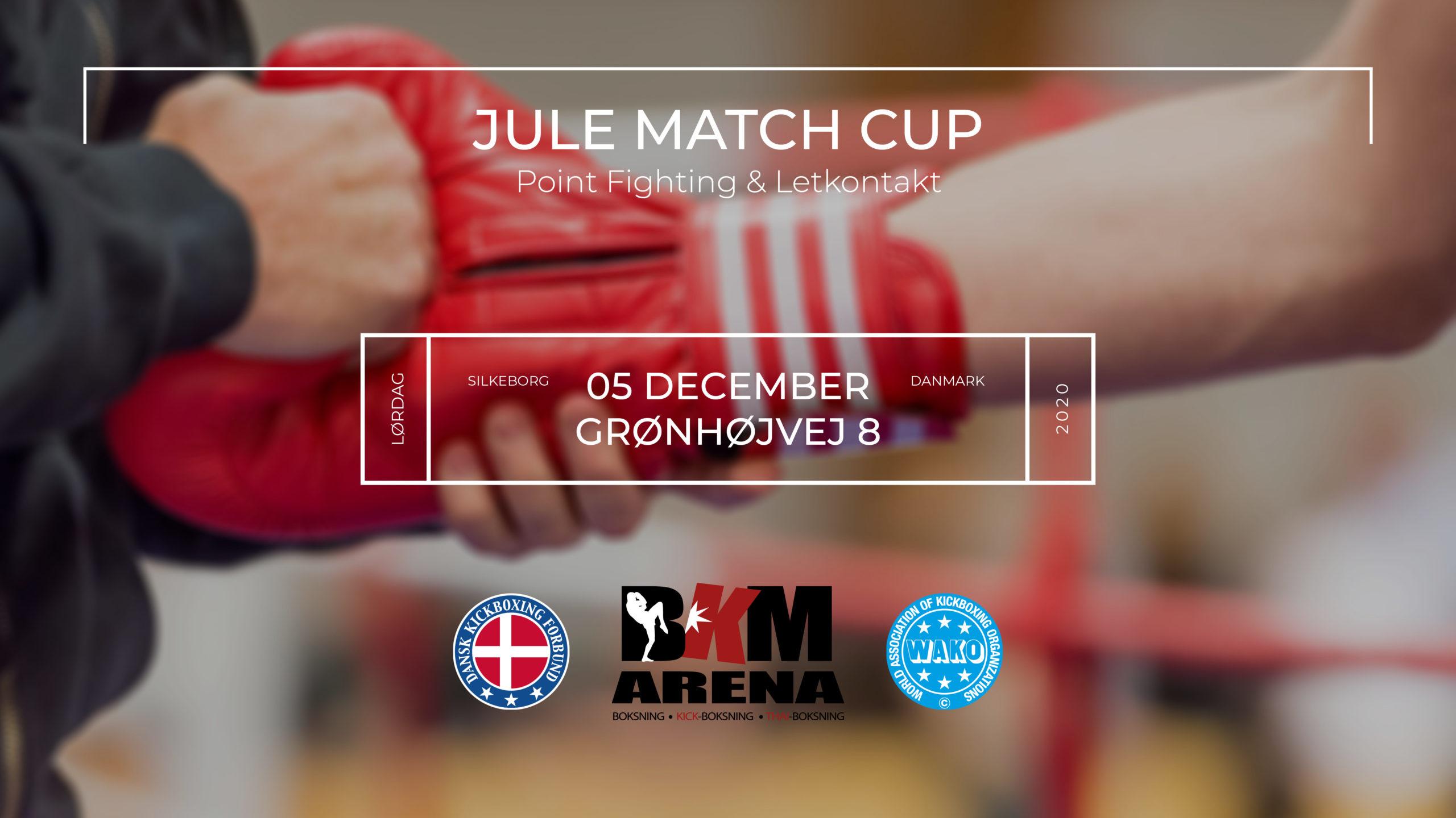 Match Cup hos BKM Arena December 2020