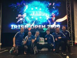 Jyllinge Kickboxing- Irish Open 2020